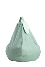 Beanbag Leaf  Minty Green