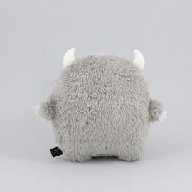 Noodoll knuffel Ricepuffy Grijs 20 cm