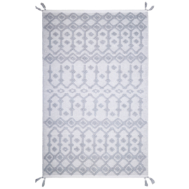 Vloerkleed Kinderkamer Hooked Grey