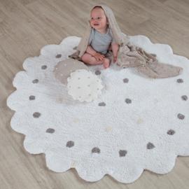 Baby Dekentje Biscuit Dune White Lorena Canals