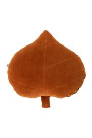 Kussen Kinderkamer Leaf Cinnamon