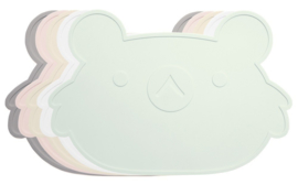 Koala Placemat Mint van Crowded Teeth