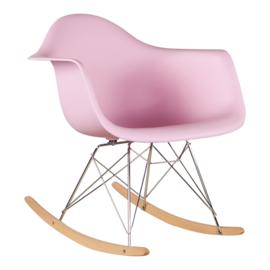 Schommelstoel Volwassenen Eames Licht Roze