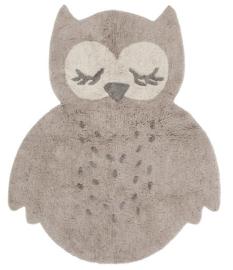Vloerkleed Kinderkamer Sweet Owl Linnen