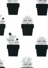 Behang Kinderkamer Cactus Fabs World