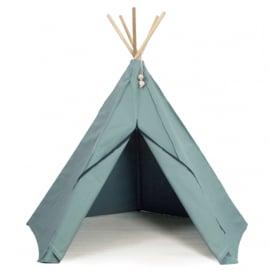 Hippie Tipi Tent / Speeltent Sea green van Roommate