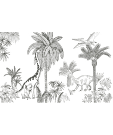 Wallpaper Mural Jurassic Period