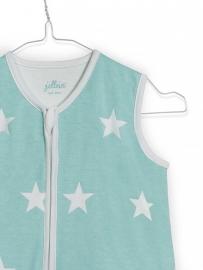 Slaapzak zomer 90cm jersey Little star jade van Jollein