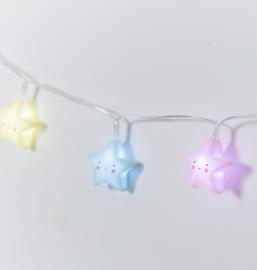 String Lights Ster-Pastel A Little Lovely Company