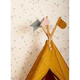 Hippie Tipi Tent / Speeltent Ocher van Roommate