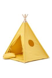 Tipi Tent / Speeltent Kinderkamer Okergeel