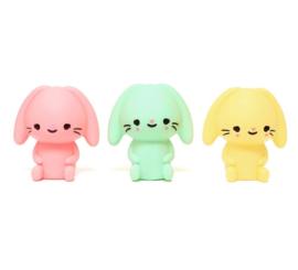 Nachtlampje kinderkamer Bunny – Peachy Pink Petit Monkey