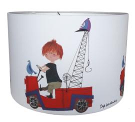 Hanglamp Kinderkamer Fiep Westendorp Kraanwagen