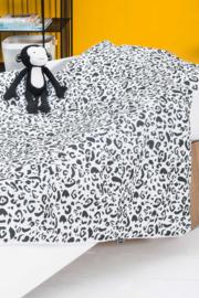 Kinder Dekbedovertrek Leopard Jollein
