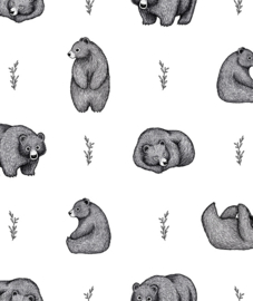 Wallpaper Romanian Bears Lilipinso