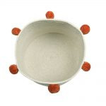 Opbergmand Kinderkamer Bubbly Terracotta Lorena Canals