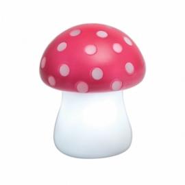 Nachtlampje kinderkamer Paddenstoel Woodland Mushroom