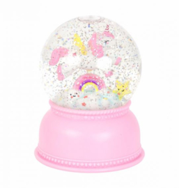 Limited Edition Unicorn Snow Globe A Little Lovely Company