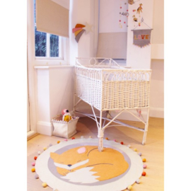 Kinderkamer Vloerkleed Sleepy Fox Fiona Walker