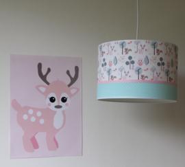 Hanglamp Kinderkamer Little Forest Friends