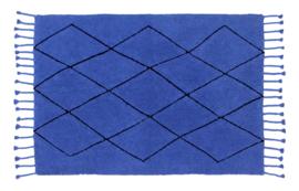 Vloerkleed Kinderkamer Bereber Blue
