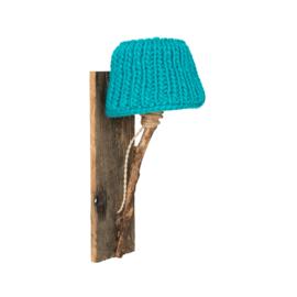 "Kinderkamer Wandlamp hout ""Aqua"""