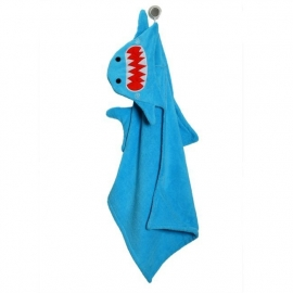 Zoocchini kids badcape Sherman the Shark