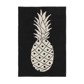 Vloerkleed Kinderkamer Pineapple 2 maten leverbaar