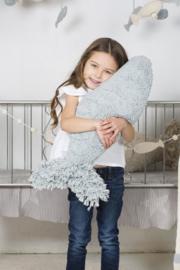 Kinderkamer Vloerkleed en Kinderkamer kussen en Kinderkamer wandhanger Fish