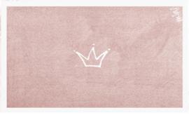 Kinderkamer Vloerkleed Ellis Pink Mini Collectie 67 x 110 cm