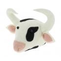 Dierenkop Mini Koe van Fiona Walker