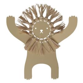 Kinderkamer Wandhaak Big Lion