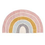 Vloerkleed Kinderkamer Rainbow Shape Pink