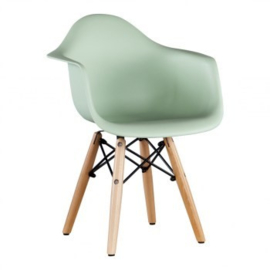 Kinderstoel Eames Junior Mint