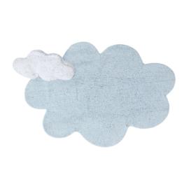 Vloerkleed Kinderkamer Puffy Cloud