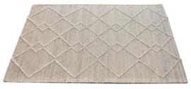 Vloerkleed Wammy Zand 160 x 230 cm