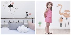 Muurstickers Kinderkamer