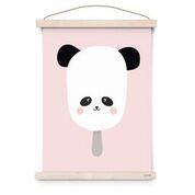 Poster Kinderkamer Pandapop Eef Lillemor
