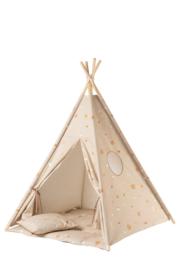 Tipi Tent / Speeltent Kinderkamer Amber Rainbows
