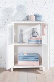 Knuffel Soft Knit Hippo Light Grey