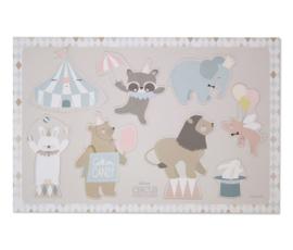 Kinderpuzzel Circus 8 pieces Eef Lillemor