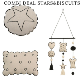 Combi Deal Stars & Biscuits