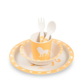 Dinerset Safari Oker van Jollein