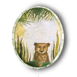 Hartendief wonder wandlamp Lieve Leeuwen