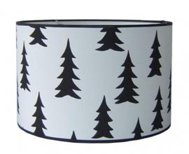 Hanglamp Kinderkamer Pine Black & White