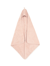 Badcape Badstof Pale Pink van Jollein