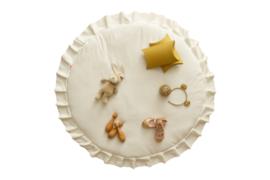 Speelmat Kinderkamer Velvet Wit