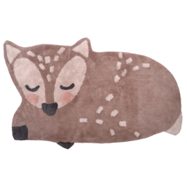 Vloerkleed Kinderkamer Sweet Deer
