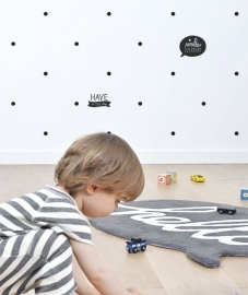 Muurstickers Kinderkamer Lilipinso: Have a Good Day
