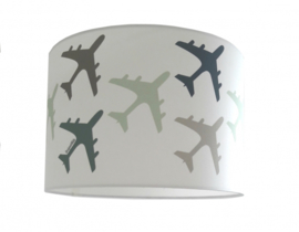 Hanglamp Kinderkamer Airplanes